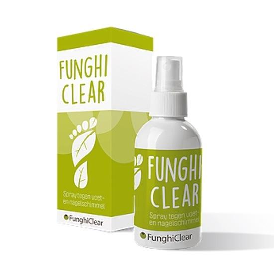 FunghiClear voet- en nagelschimmel spray