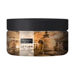 Ceylon Sea salt body scrub - LePair Webshop