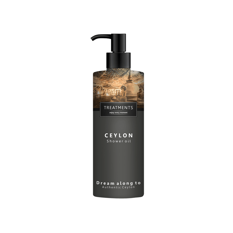 Ceylon Shower oil