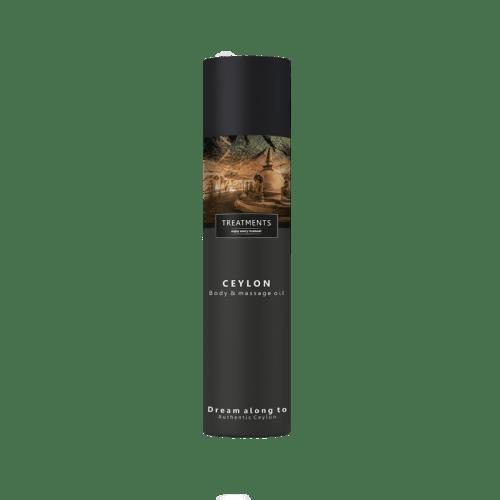 Treatments Ceylon body & massage olie - LePair webshop