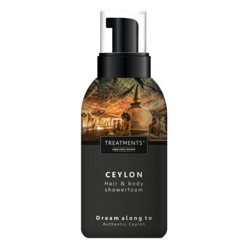 Treatments Ceylon hair en body showerfoam