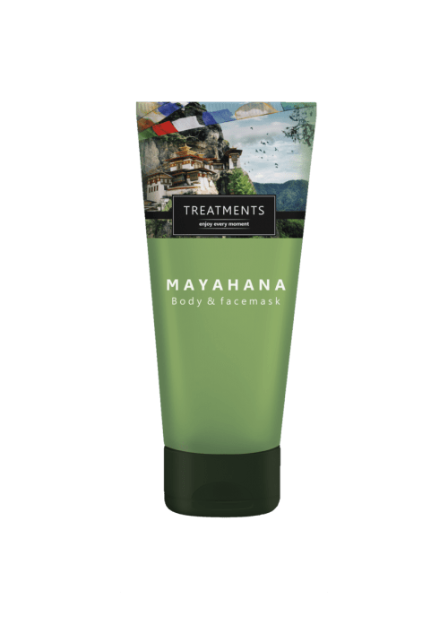 Mahayana Body & face Cleansing mask - LePair webshop