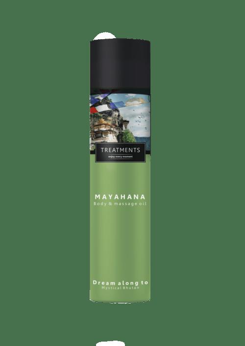 Mahayana Body oil - LePair Webshp