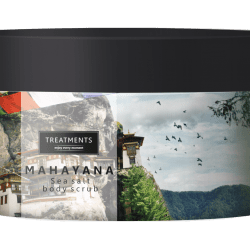 Treatments Mahayana Sea salt body scrub - LePair Webshop