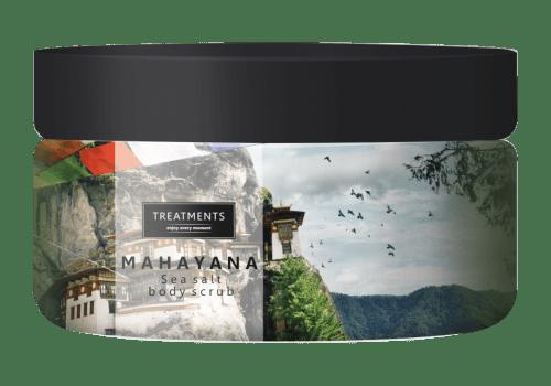Treatments Mahayana Sea salt body scrub - LePair Webshop