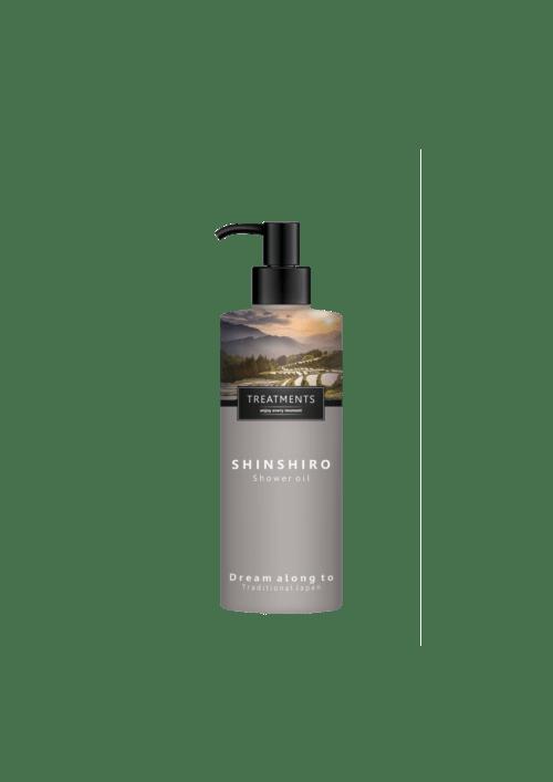 Treatments Shinshiro Shower oil - LePair webshop