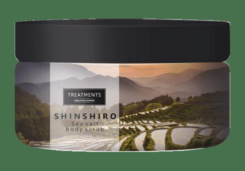 Treatments Shinshiro Sea salt body scrub - LePair Webshop