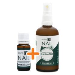 kalknagel behandel combi-pakket oil | voor effectieve behandeling van kalknagels, schimmelnagels