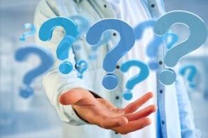 meest gestelde vragen over kalknagels